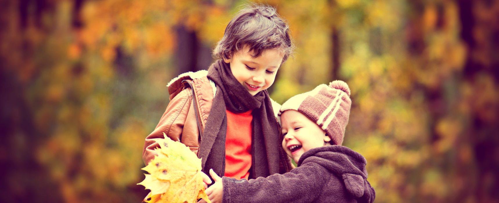 Wenn Einer lächelt, lächeln alle.