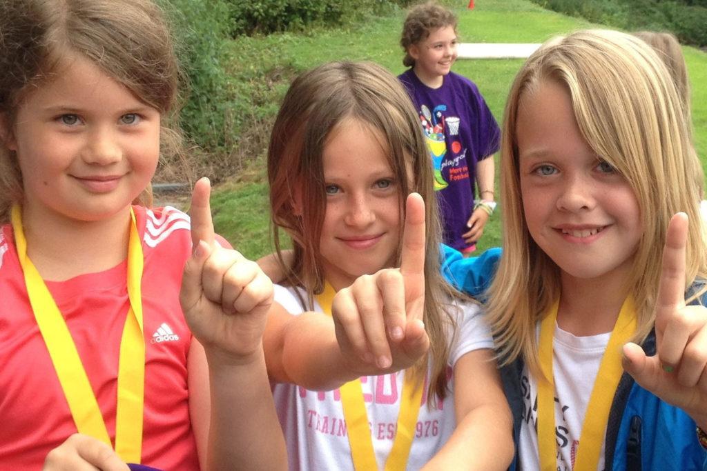 Bei den Olympianden des Ferienanbieters kidz-playground ist gewinnt jeder Teilnehmende.
